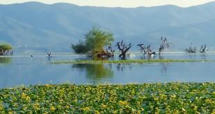 Езерото Керкини