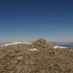 Връх Лиакура 2459 метра ...
