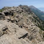 Остров Икария. Тук започва прочутото било Atheras! Нашия днешен Трек: 8.64 км, 3.30 ход, 178 м. изкачване, 165 м. спускане ... целта е да се завладее вторият по височина връх.