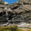 Остров Икария. Плуваме ... заедно с попови лъжички и жаби ...