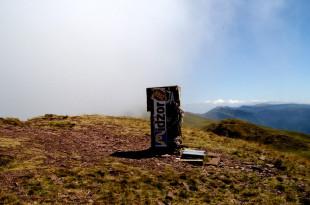 ... връх Миджур 2168 метра ...