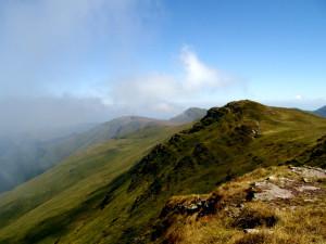 От върха се вижда почти цяла Северозападна България.