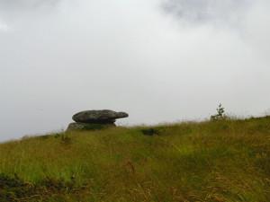 Причудлив камък ... Тук са скрити светилища на тракийски божества ...