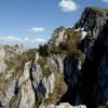 Сува планина ... под връх Трем ...