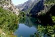 ... великолепна околност на каньона ...
