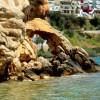 ... минерални извори ... Loutra Edipsou ...