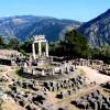 Светилището в Делфи е най – почитано прорицалище в древността в цялото Средиземноморие.