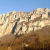 Изглед към Гребен планина ...