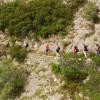 Маршрутът продължава по този начин за 5 километра.