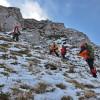 Изкачването на връх Авго е доста стръмно но си заслужава всяка крачка.