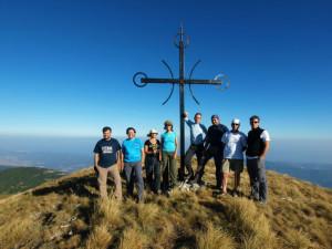 Отново гледки към Бяло море, остров Тасос, залива Стримоникос, Халкидики и върха на света планина Атон!