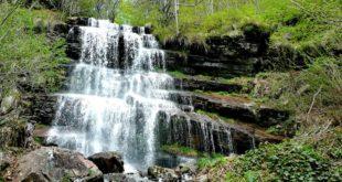 Водопадът Тупавица