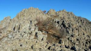 Вулканични скали