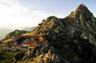 Манастирът Трескавец